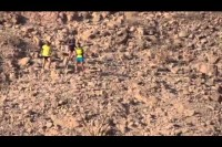 Run Israel National Trail - Richard Bowles - First 600km mini documentary