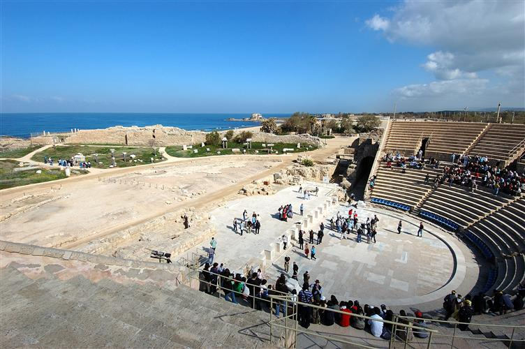Theater of Caesarea